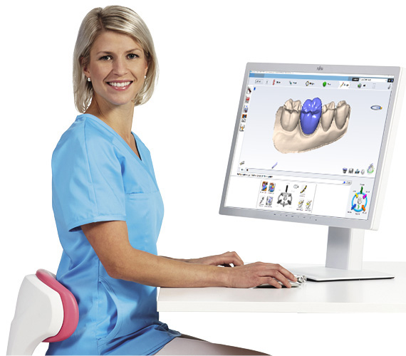 Planmeca PlanScan dental software for easy export and import