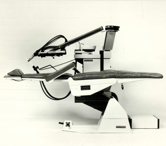 Planmeca 70s patient chair