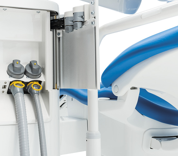 Planmeca compact i5 infection control
