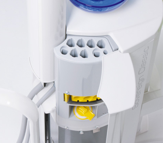 Planmeca Sovereign Classic intelligent infection control