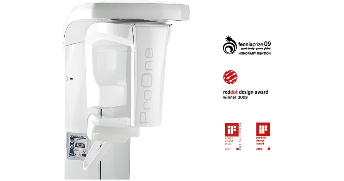 Planmeca ProOne awards