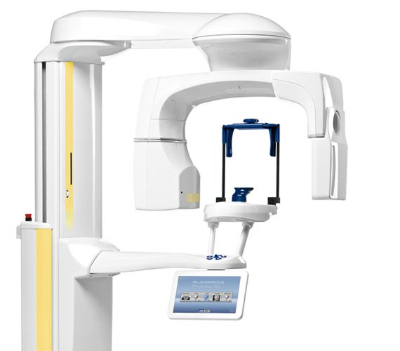 Planmeca ProMax 3D Plus imaging unit