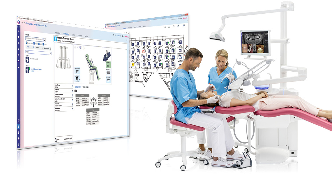 Planmeca Romexis Clinic Management software
