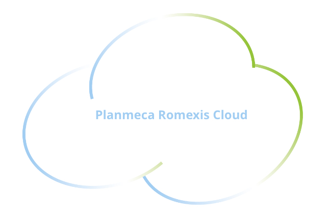 Planmeca mRomexis easy way to receive images