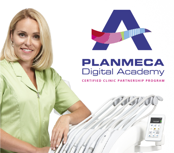 Planmeca Digital Academy Clinic Partnership