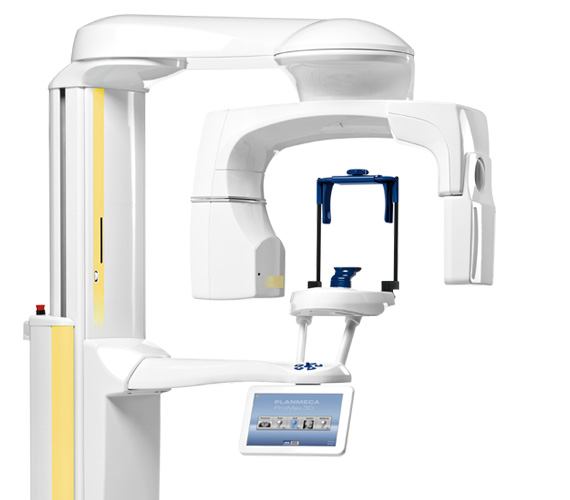 Planmeca ProMax® 3D Plus X-ray Unit