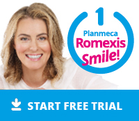 Learn more about free trial of Planmeca Romexis Smile Design