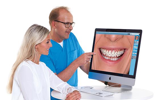 Planmeca Romexis Smile Design Software
