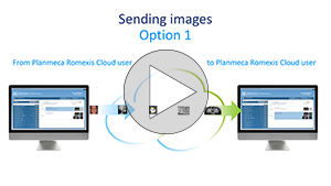 How to use Planmeca Romexis Cloud